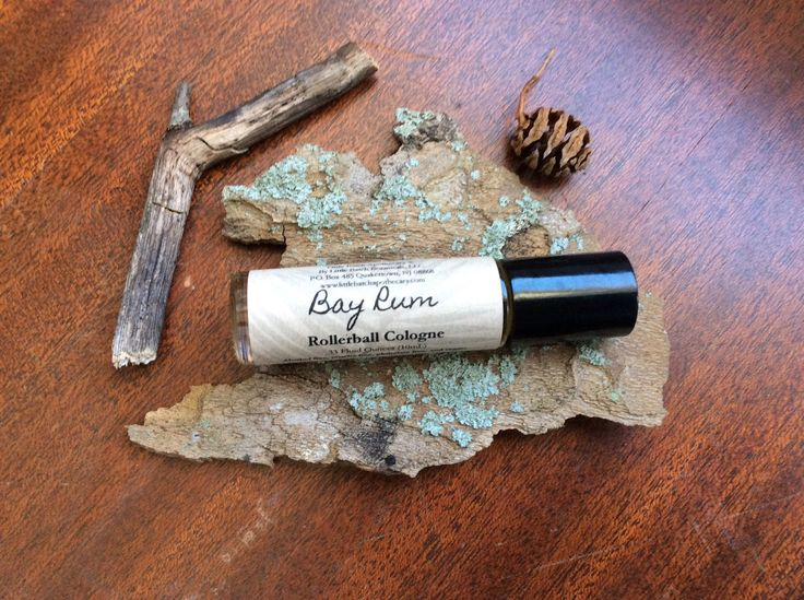 Bay Rum Cologne, Fragrance For Men, Roll-On masculine manly spice robust warm classic by LittleBatch on Etsy https://www.etsy.com/listing/80076630/bay-rum-cologne-fragrance-for-men-roll