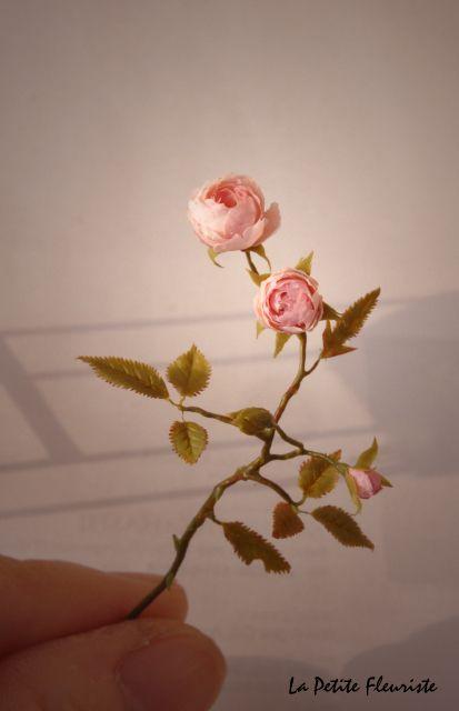 ミニチュア制作 la petite fleuriste