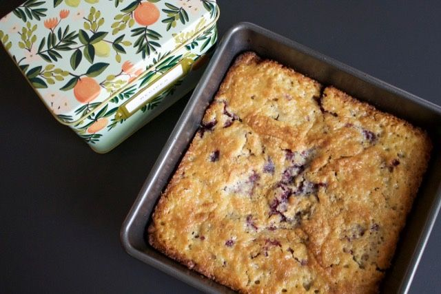 A Family recipe for Blackberry Cobbler that is super easy to make and tastes so good!