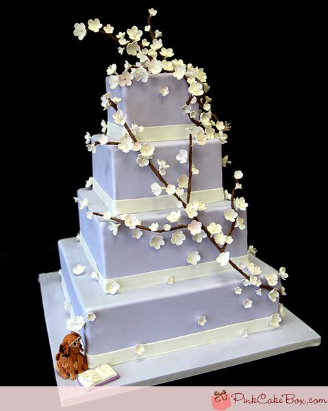 Amazing Personalized Wedding Cake Toppers Thin Cheap Wedding Cakes Regular Square Wedding Cakes 5 Tier Wedding Cake Young Best Wedding Cake Recipe PinkWedding Cake Cutter 68 Best Wedding Cake, Cherry Blossom Images On Pinterest   Cherry ..
