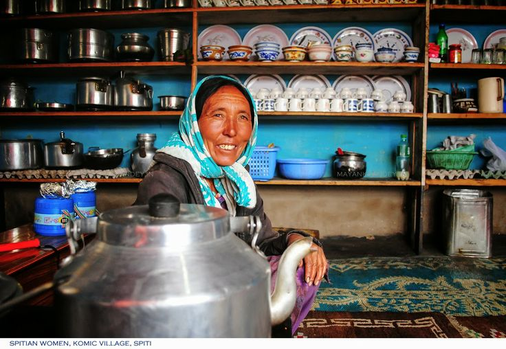 Photo Street: Faces from Spiti - the desert middle land