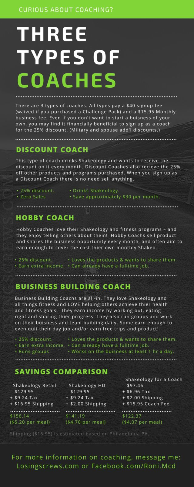 Curious about what it means to coach? Here are 3 types of Coaches explained…