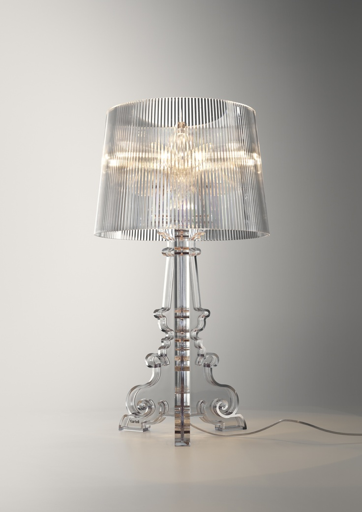 Bourgie lamp by Ferruccio Laviani. For romantic spirits @ 4D OUTFITTERS in Bregenz, www.4Dbregenz.at