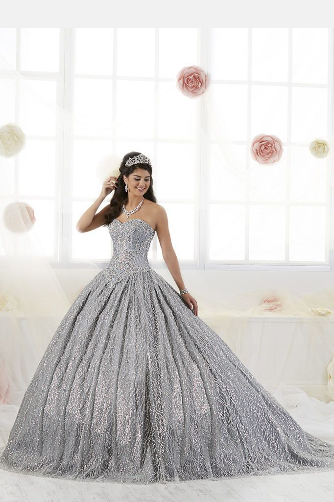 fb450acdb7 Quinceanera Dress 26896 House of Wu in 2019