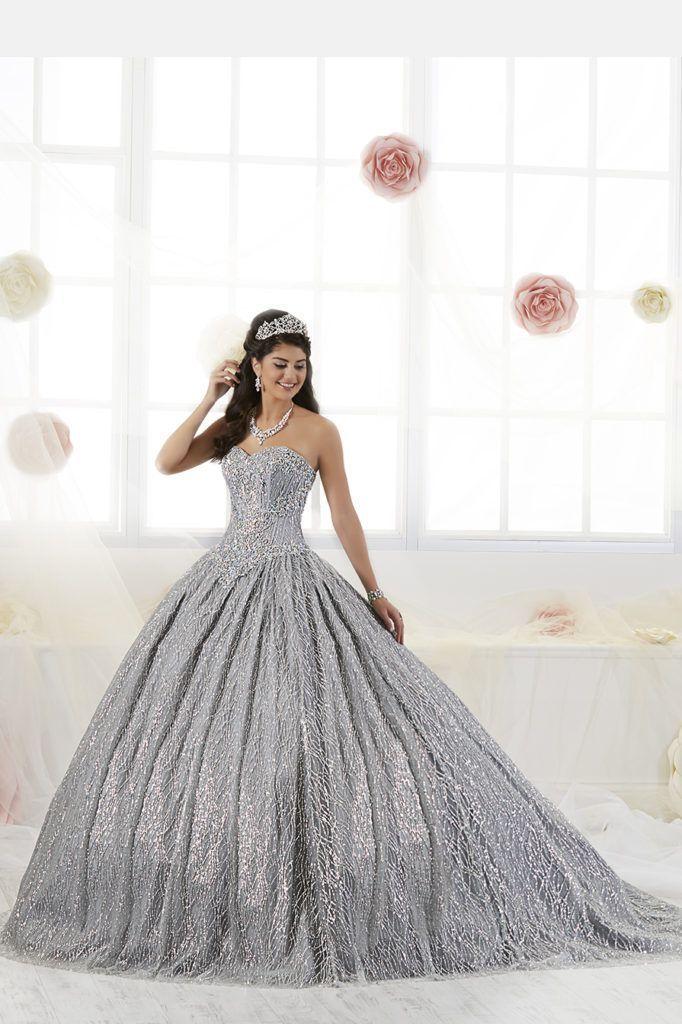 99e98a03f77 Quinceanera Dress 26896 House of Wu in 2019