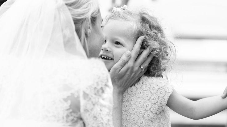 Fotograaf en videograaf huwelijk - Marcia & Rogier - Hoeveel mazzel kan je hebben!