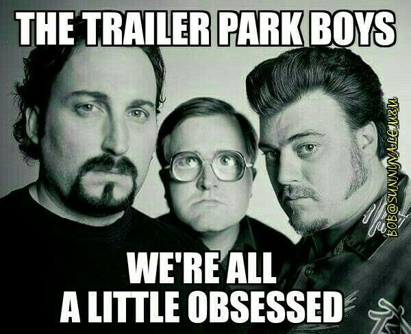 Facebook Trailer Park Boys By Bob Richardson  Sunnyvale Memes and More Julian, John Paul Tremblay,  Ricky, Robb Wells,  Bubbles, Mike Smith