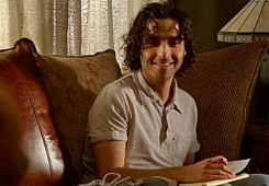 The Eppes boys laughing #Numb3rs