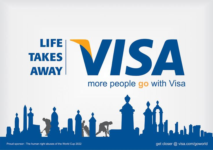 Visa Life Takes Away