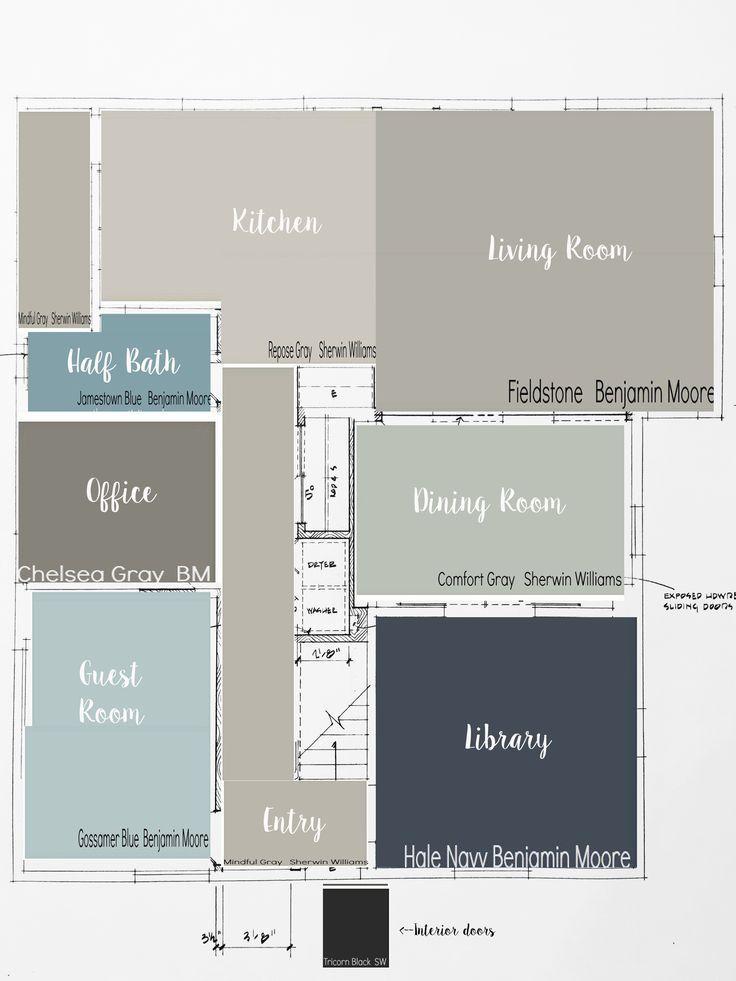 25 + › Malen Sie Farbideen für die Küche und das Wohnzimmer. Malen Sie Farbideen für die Ki …