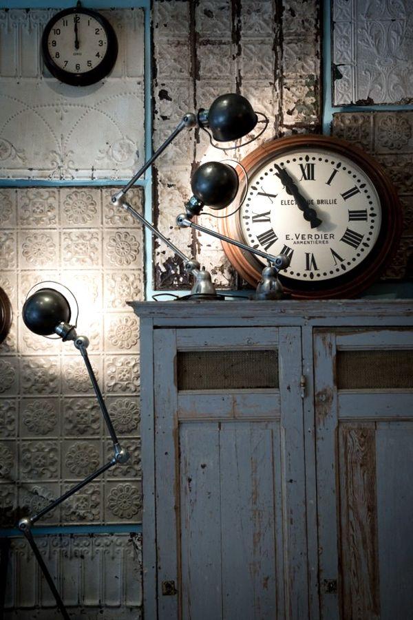 brocante slaapkamer lampen : Slaapkamer verlichting I Love My Interior