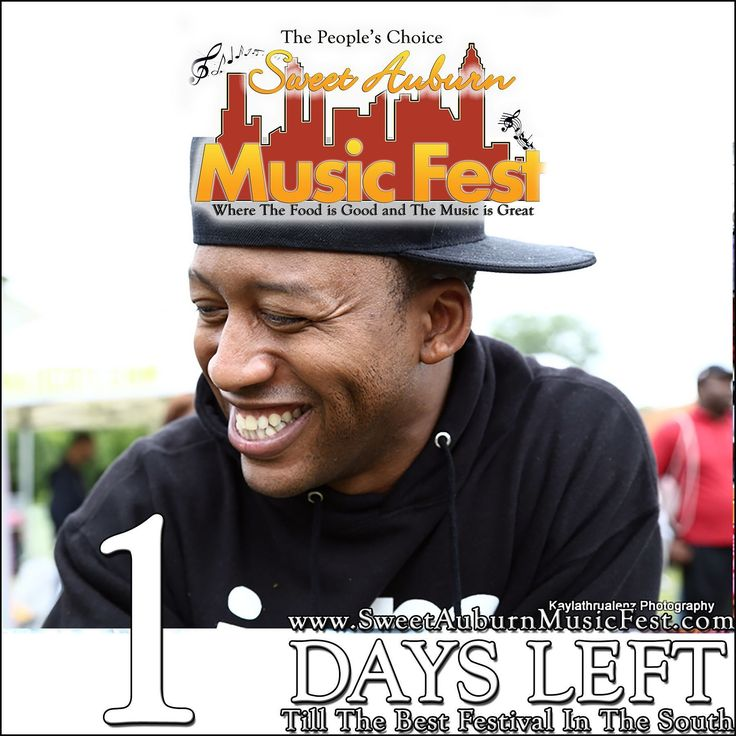 #1MoreDays till the best festival in the Atl! Something there for everyone in the Family! Hope to see you there! @sweetauburnmusicfest  #sweetauburnmusicfest #samusicfest #samusicfest2017 #Atlanta #picoftheday #1 #finepeople #theplacetobe #musicians #selfie #hottness #followme #outdoorfun #Goodweather #festival #FamilyTime #GoodFun #Laughs #whereareyou #vendors #food #international #Georgia #familyfun #friends #people #goodfoodgreatmusic Shouts out to @RollingOut and @RomeoInternational1