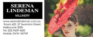 Class updates from Serena Lindeman, Christmas ideas for millinery nuts and short courses.