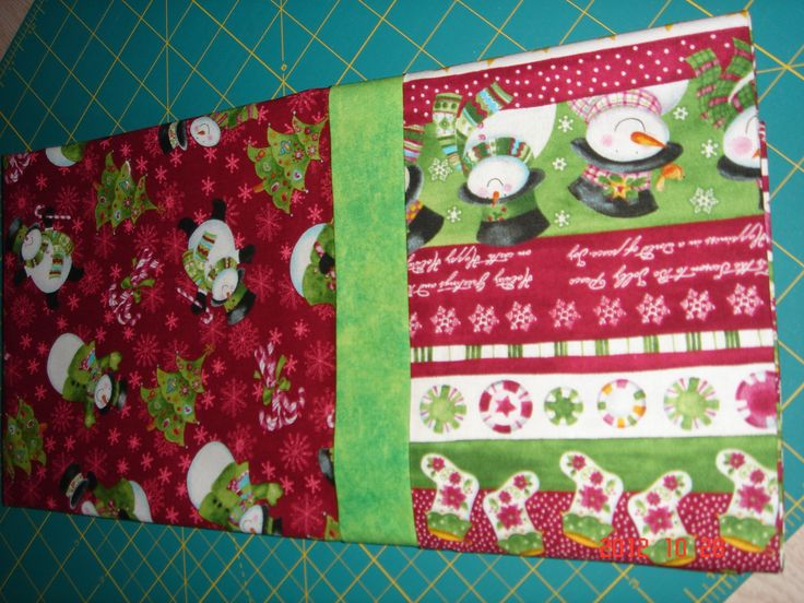 Christmas Pillowcase for a gift