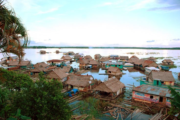 Amazonas, Iquitos, Perú
