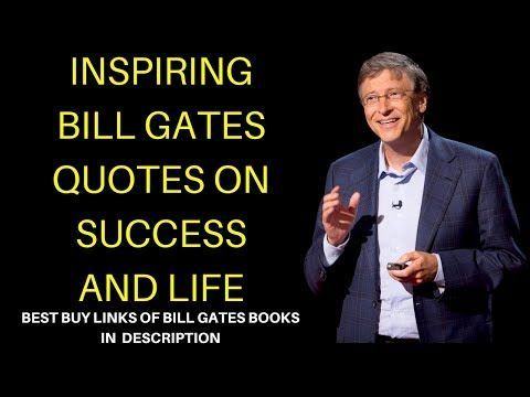essay on bill gates achievements Bill gates: an important visionary for better or worse by blake noonan having an imagination is a virtue imagining an entirely new way to communicate and interact.