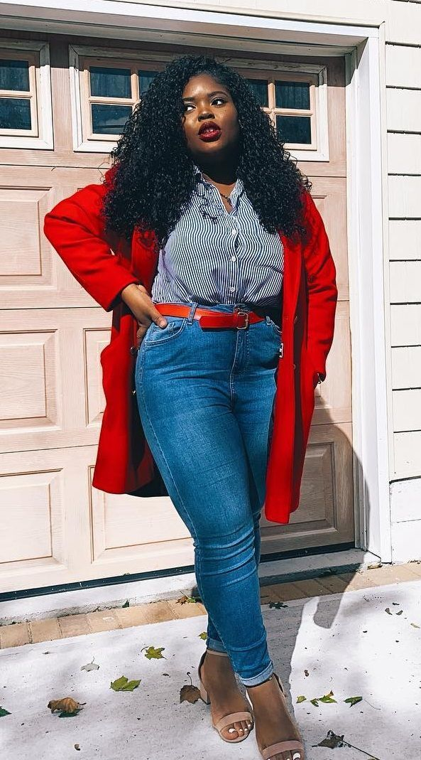 Plus Size Fashion for Women #plussize | Plus Size Fashion in
