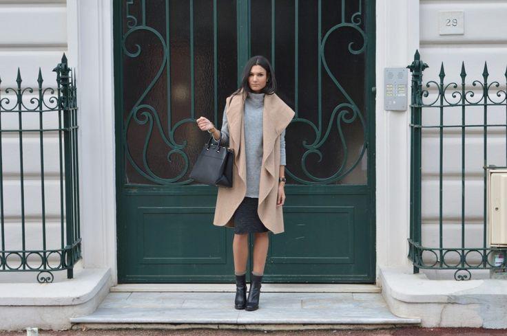 JUNE SIXTY-FIVE - Manteau sans manches