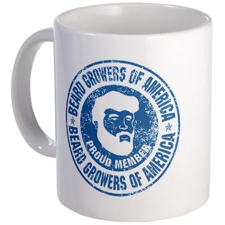 Beard Grower Mug