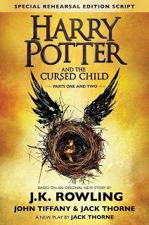 Harry Potter und das verwunschene Kind - nur Geldmacherei oder ein lesenswerter neuer Harry Potter Band?   Leselust Bücher: Harry Potter und das verwunschene Kind - J.K. Rowling, Jack…