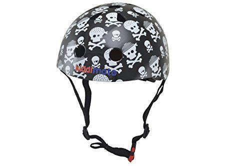Kiddimoto Kids Helmet - Skullz (Small, 2-5 years) Kiddimoto https://www.amazon.com/dp/B00PG8O2D2/ref=cm_sw_r_pi_dp_x_pvgryb3416XVG