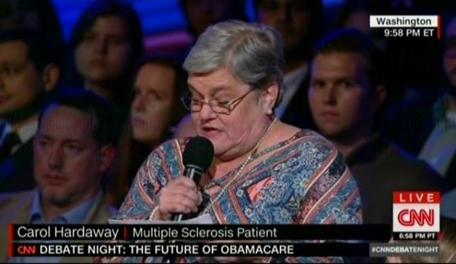 CNN Debate Exposes GOP Hypocrisy As Ted Cruz Refuses To Promise Woman Who Likes Her ACA Plan She Can Keep It