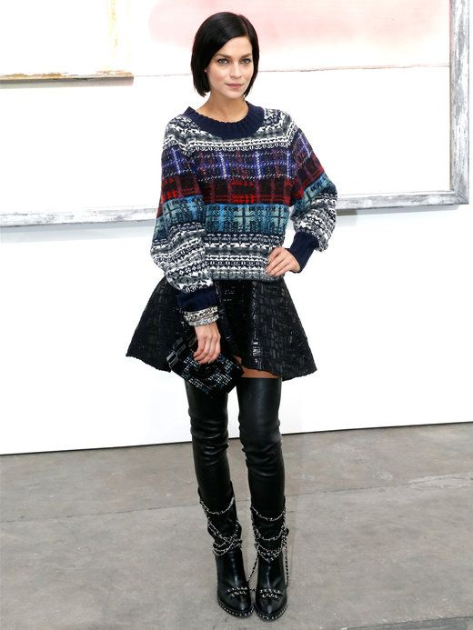 sweater by chanel.