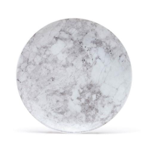 MASONRY Side Plate - Alabaster