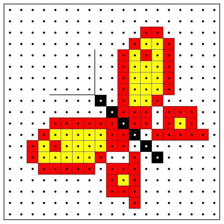 KleuterDigitaal - wb kralenplank vlinder 05
