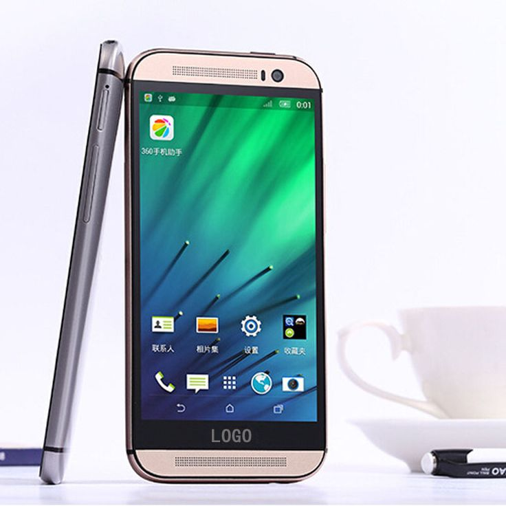 New Perfect One M8 1:1 Cell Phone 5.0 inch  Dual Core 1GB RAM 8G ROM For Original HTC one M8 phone