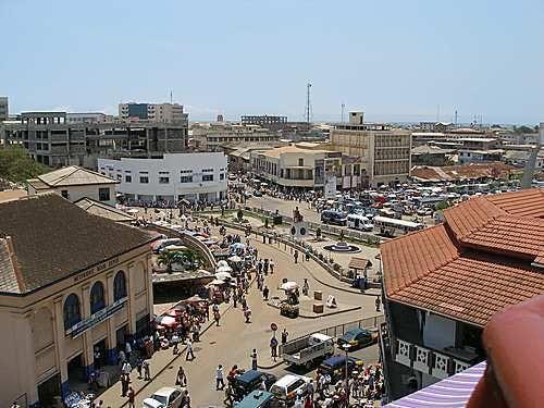 Accra, Ghana's Capital City