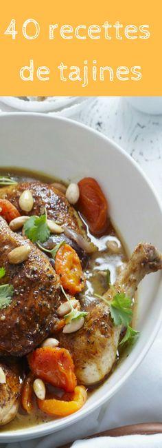 Plat traditionnel marocain, le tagine se décline à toutes les sauces : salé, à la viande et au poisson, sucré, en dessert. Plat mijoté facile à préparer, il réchauffe et apporte une touche d'exotisme dans l'assiette.