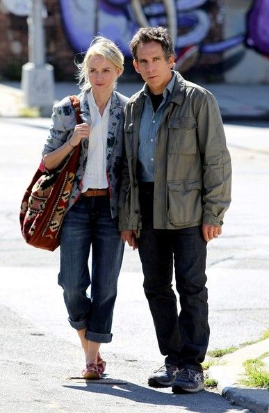 Naomi Watts - 'While We're Young' Films in Brooklyn