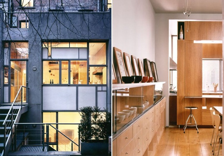 SPG Architects: Greenwich Village Townhouse