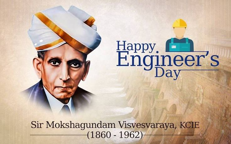 Mobiloitte wishes to all the engineers on EngineersDay & Tributes to Bharat Ratna M. Visvesvaraya on his birth anniversary! Happy #EngineersDay