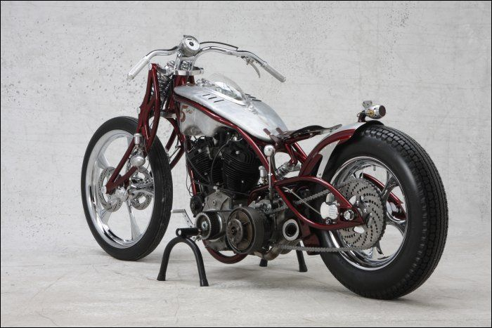 photos from the 2009 AMD european and world custom motorcycle builders championship | designandbuildingcustommoto