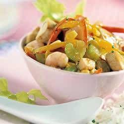 Gumbo Uit New Orleans - Groenten Met Garnalen En Kip recept | Smulweb.nl