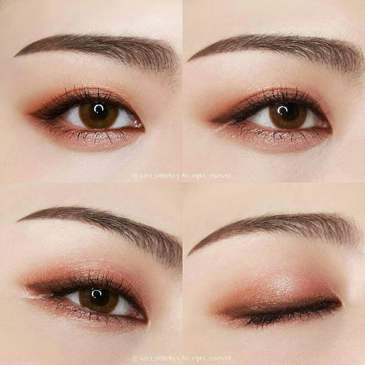 Image result for korean fall makeup look