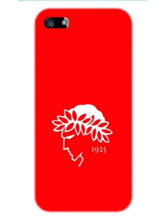 Σκληρή Θήκη για iPhone 5/5s - Ολυμπιακός 4