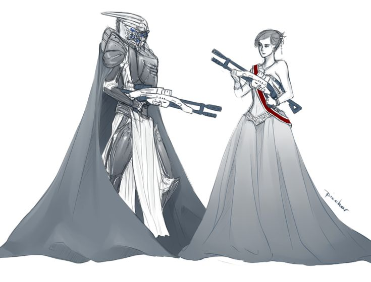 theres no shepard without vakarian photo garrus