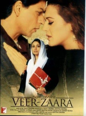 Veer Zaara 2004 Hindi BRRip 720p Blury Movie Download Free - Movies Box