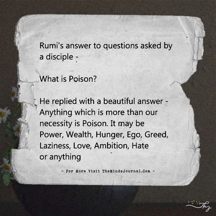 What is poison? - https://themindsjournal.com/what-is-poison/