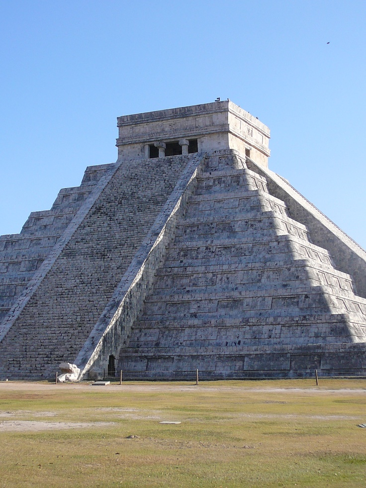Chitchen Itza - Mexico