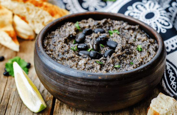 Smoky from the cumin with a hidden serving of vegetables, this dip is equally delicious in a burrito as it is spread on tortilla chips.