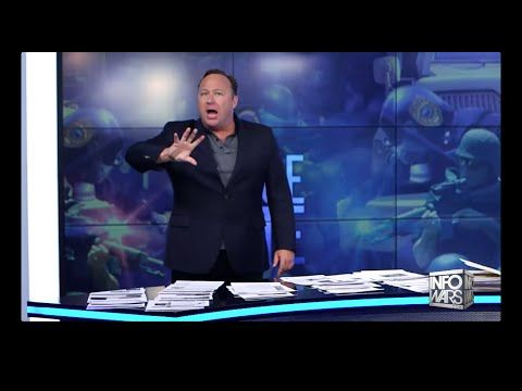 ENTIRE FEDERAL MARTIAL LAW PLAN EXPOSED Alex Jones responds to MSM attacks on purpose of Jade Helm exercise