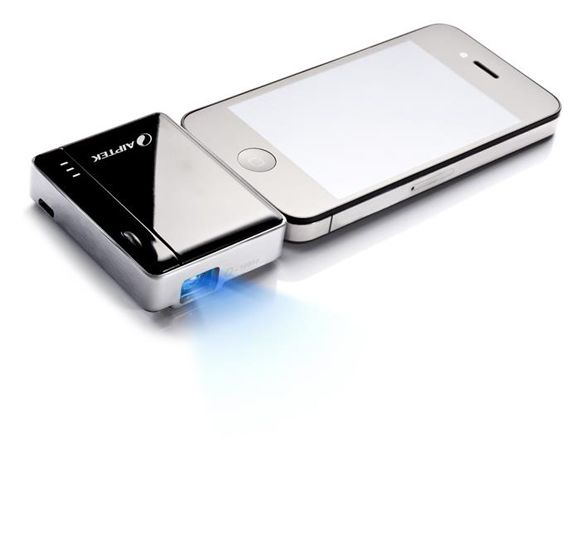 389 repins! MobileCinema i20 projector for iPhone | Gadget | Gear