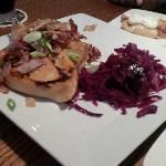 """Perogies at West Street Willy's in downtown Goderich, Ontario. Seen on """"You Gotta Eat Here!"""""""