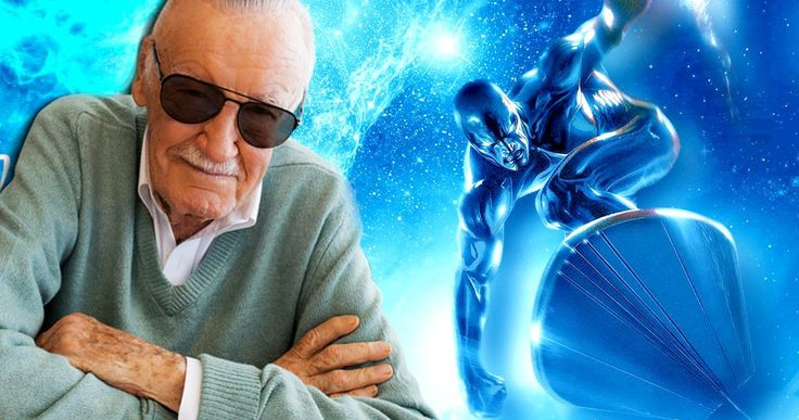 Silver Surfer Movie Needs to Happen Insists Stan Lee -- Out of all if his Marvel characters Stan Lee most wants to see Silver Surfer get another shot at the big screen. -- http://movieweb.com/silver-surfer-movie-most-wanted-stan-lee/