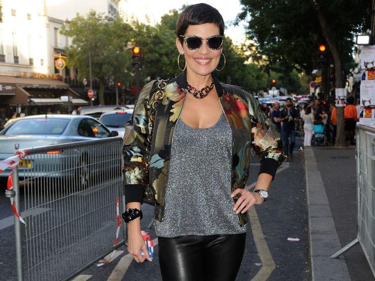 Cristina Cordula en septembre 2014