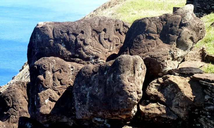 Best images about easter island on pinterest caves